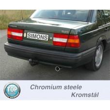 """Sportsystem 2,5"""" Volvo..."""