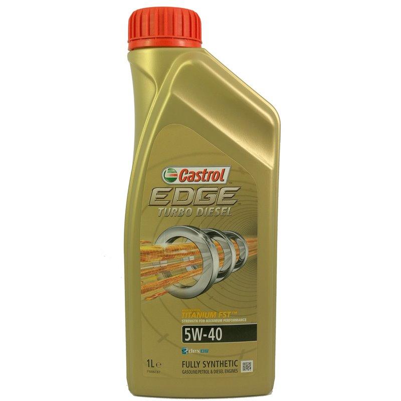 Castrol EDGE Tit. FST TD 5W-40 /1 Liter