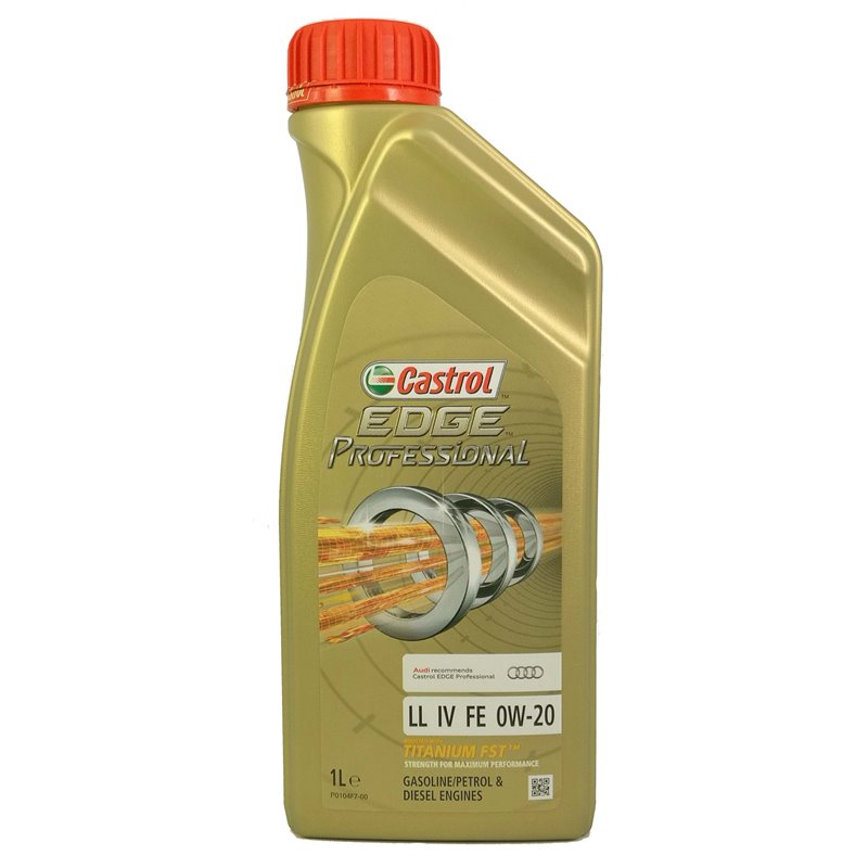 Castrol EDGE PRO 0W-20 LL IV FE/ 1 liter